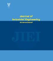 مجله بین المللی مهندسی صنایع - دانشگاه آزاد تهران جنوب